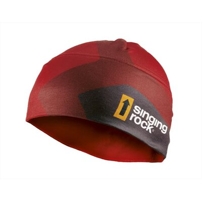 Singing Rock BEANIE RED HOT
