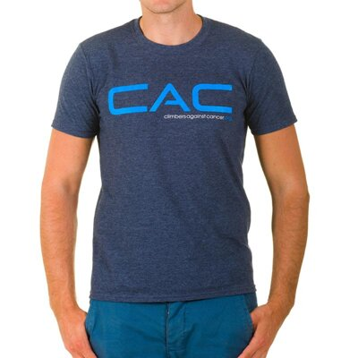 CAC Heather Navy/Blue