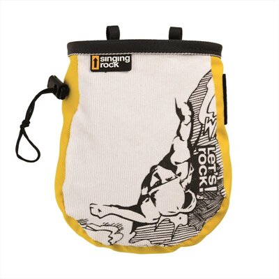 Singing Rock COMIC CHALK BAG