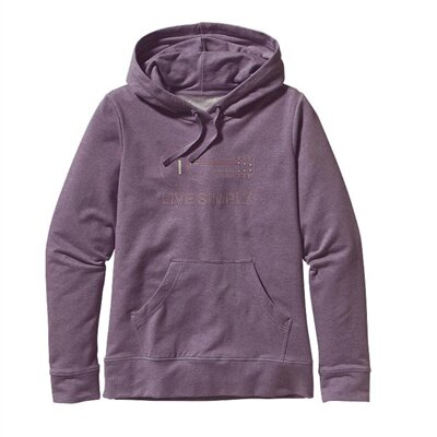 Patagonia LIVE SIMPLY GUITAR MIDWEIGHT HOODY