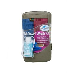 SeaToSummit TEK TOWEL WASH KIT